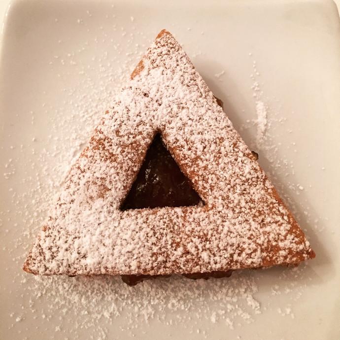 Linzer-Tashen Cookies