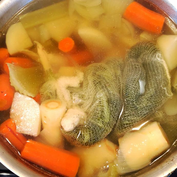 Susie's Chicken Soup