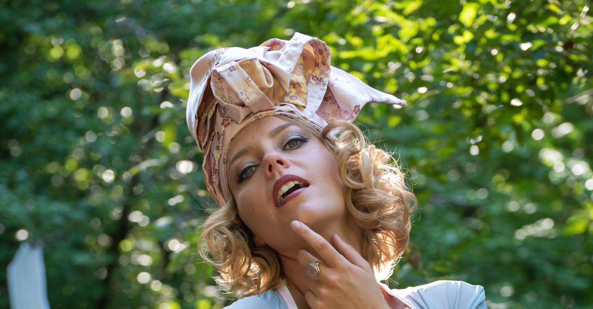 Chapeau femme 28