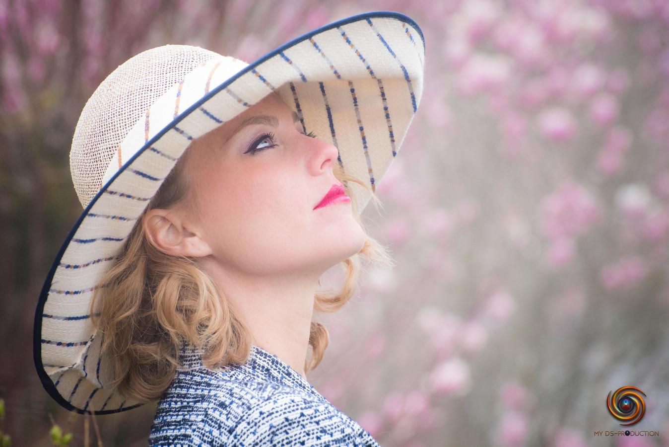 Chapeau femme 1