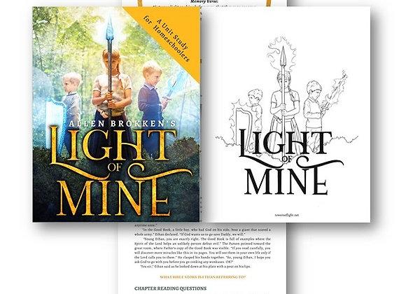 Light of Mine Unit Study