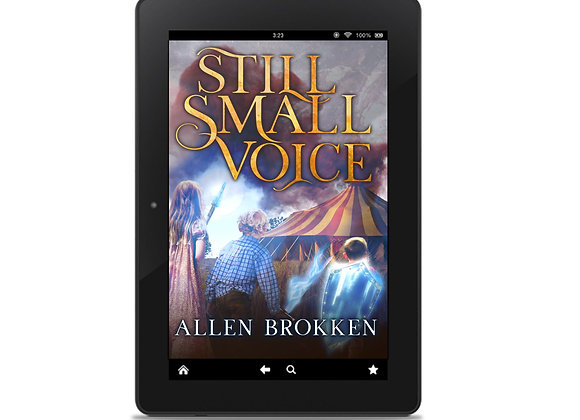 Still Small Voice - Towers of Light Book 2
