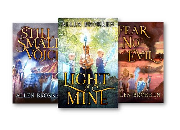 Towers of Light Series Books 1-3