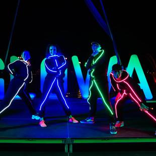 Glowa in Downtown Owa