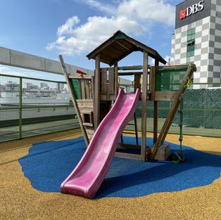 Rooftop Playground