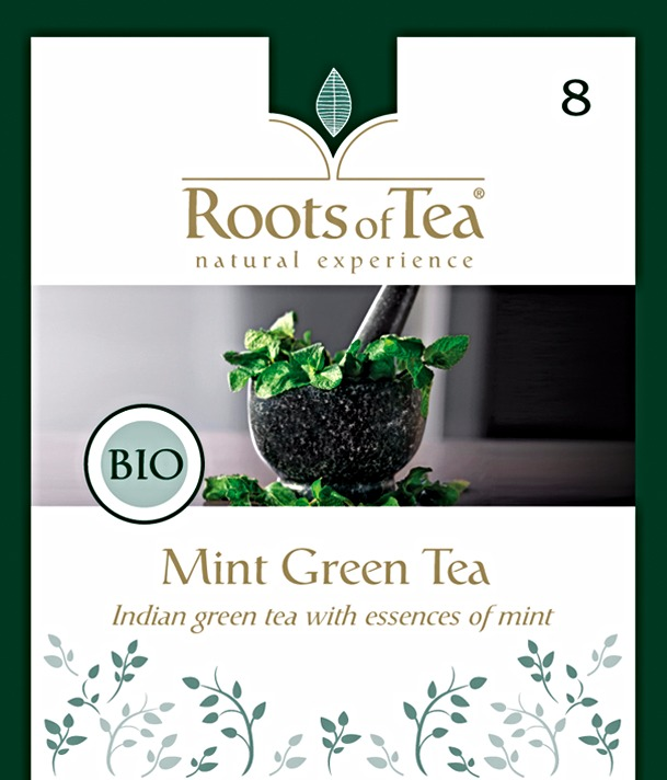 08-Mint Green Tea BIO