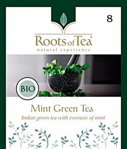 08-Mint Green Tea BIO