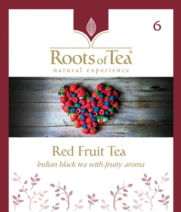 Roots of Tea - 06-Red Fruit Tea 20x2,2gr