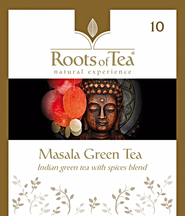 10-Masala Green Tea