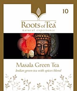 10-Masala Green Tea