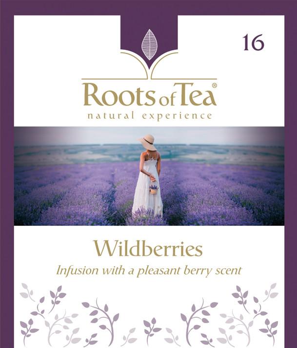 Roots of Tea - 16-Wildberries 20x2,2gr..