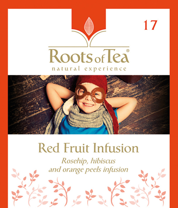 Roots of Tea - 17-Red Fruit Infusion 20x