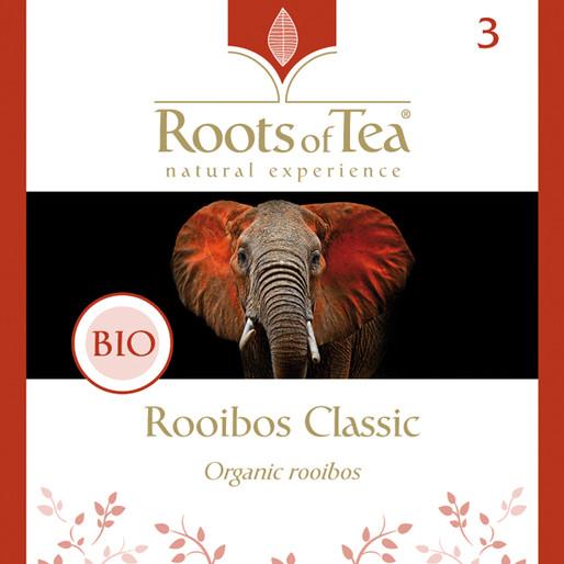Roots of Tea - 03-Rooibos Classic BIO 20