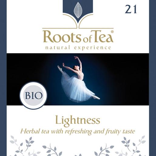 Roots of Tea - 21-Lightness BIO 20x2,2gr