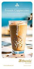 102991 Menu Arthemia Frozen Cappuccino z