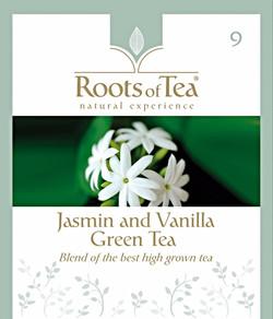 09-Jasmine and Vanilla Green Tea