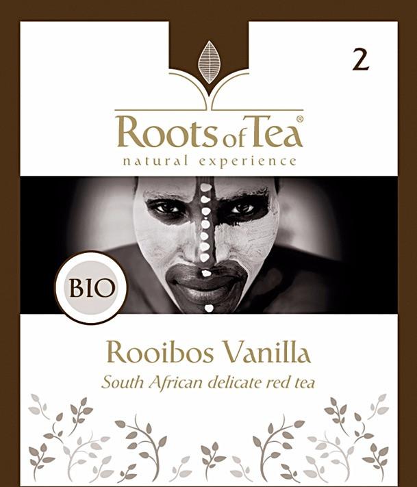 Roots of Tea - 02-Rooibos Vanilla BIO 20