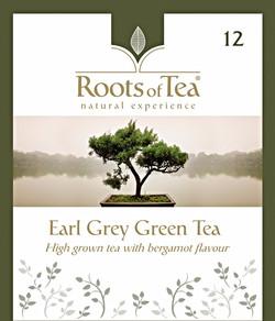 12-Earl Grey Green Tea