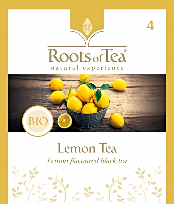 4-Lemon Tea