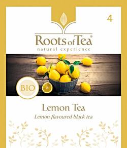 4-Lemon Tea