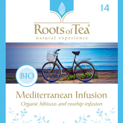 Roots of Tea - 14-Mediterranean Infusion