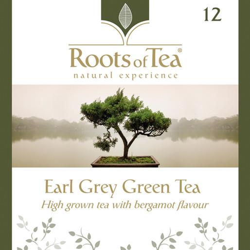 Roots of Tea - 12-Earl Grey Green Tea 20