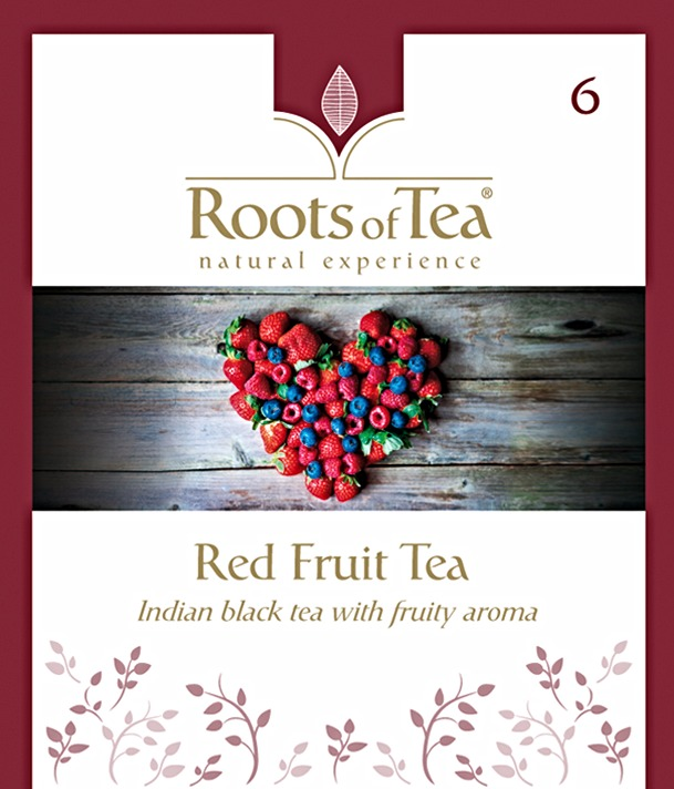 06-Red Fruit Tea