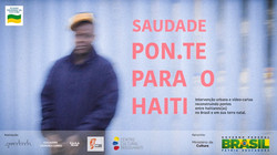 Saudade Pon.te para o Haiti