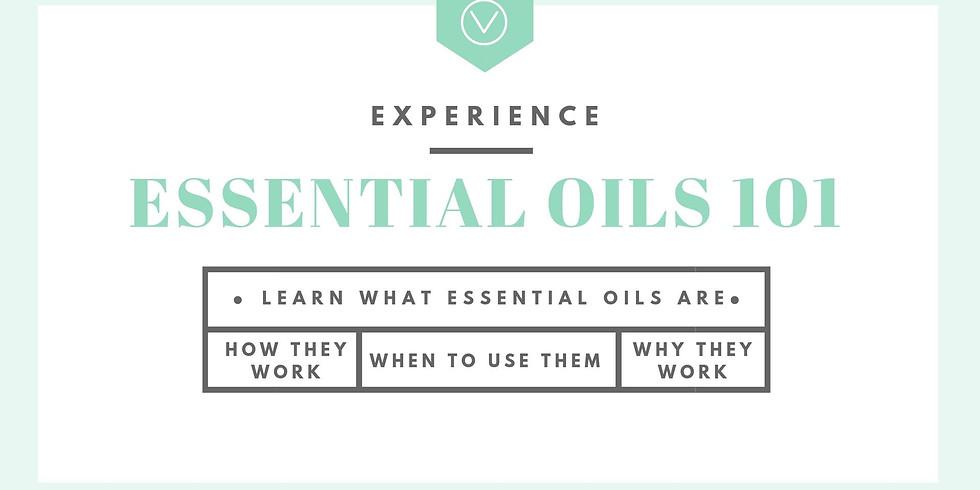 Online- Essential Oils 101