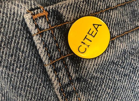 CiTEA Pin Badge