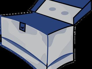 La caja de las caricias