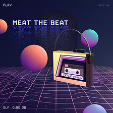 Peter Spacey - Meat The Beat - Album Art  3000.jpg