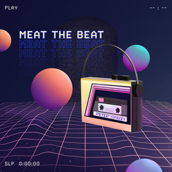 Meat The Beat - Peter Spacey