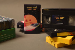 Spacey Video Beat Tape - Peter Spacey - VHS Cassetes