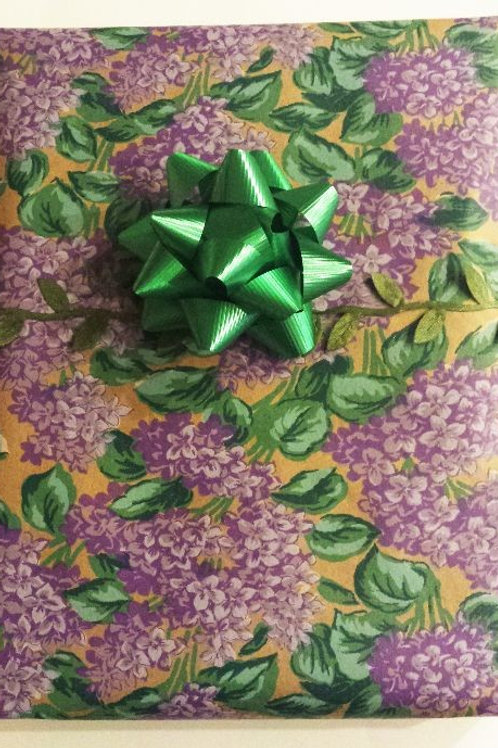 Gift Wrapping (per package)