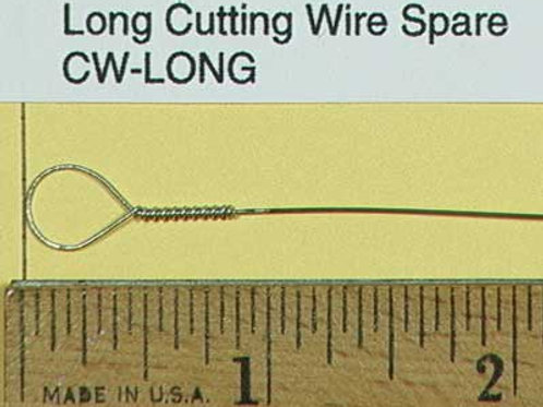 Long cutting wire spare