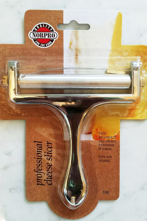 Professional Cheese Slicer with Extra Wire