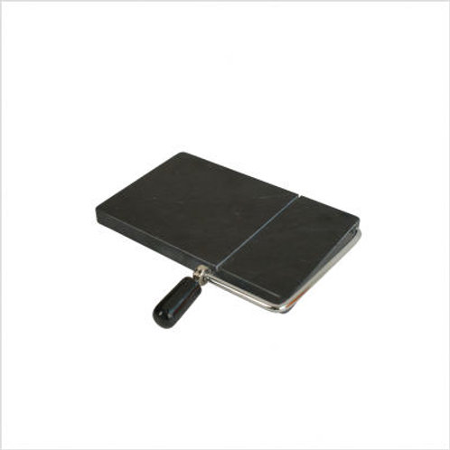 Black Marble Cheese Slicer Board
