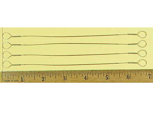Set of 4 Long Cutting Wires
