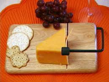 Beechwood Gourmet Cheese Slicer (one complimentary CW-long wire)