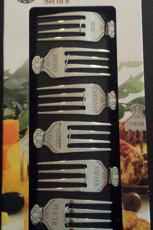 Stainless Steel Cheese Markers