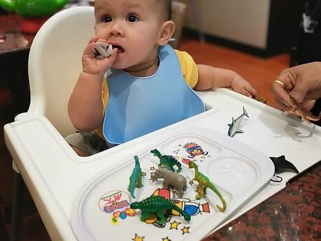 พัฒนาการของลูกน้อยวัย 7-9 เดือน