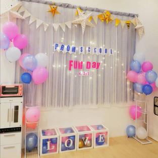Babble Birthday Party