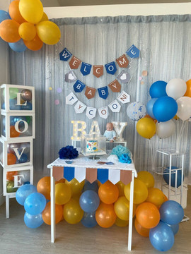 Babble Birthday Party