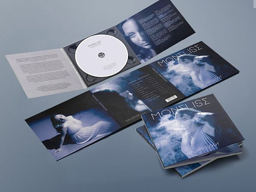 Hauntology CD (6-Panel Digipak)