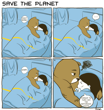 Save the Planet I