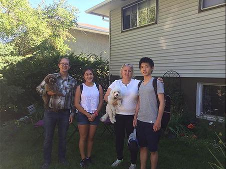 Alojamiento en casa de familia