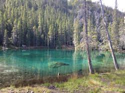 Grassi Lakes Hiking - Summer