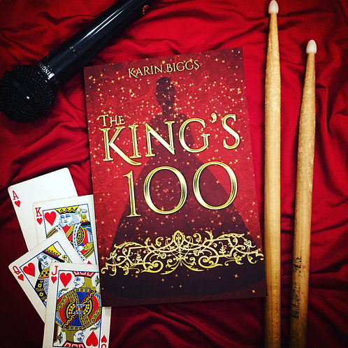 The King's 100 Autographed Paperback