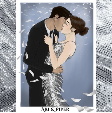 Ari and Piper